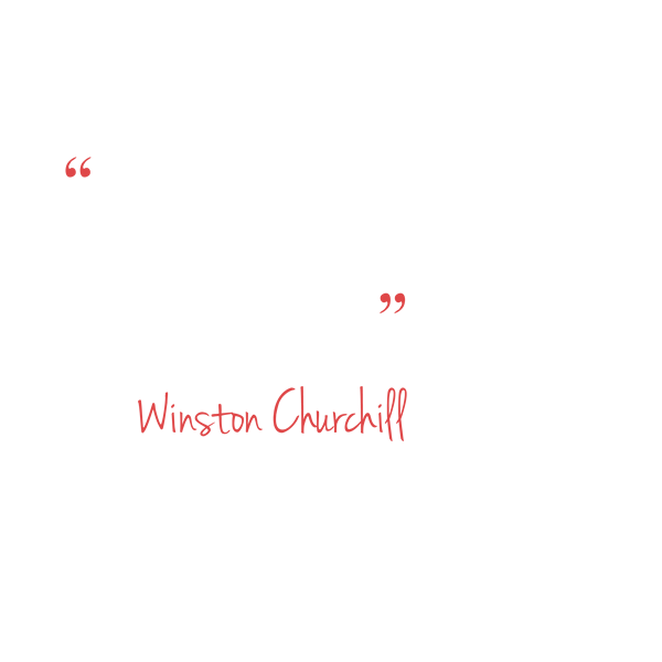 Winston Churchill - Support Us